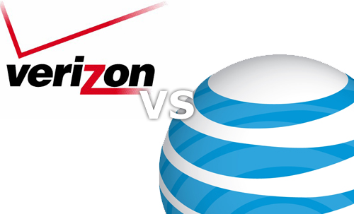 AT&T vs. Verizon: Shared Data Showdown