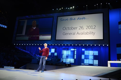 Windows 8 release date finally announced