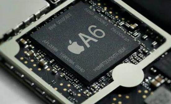 iPhone 5 set for quad-core A6 chip
