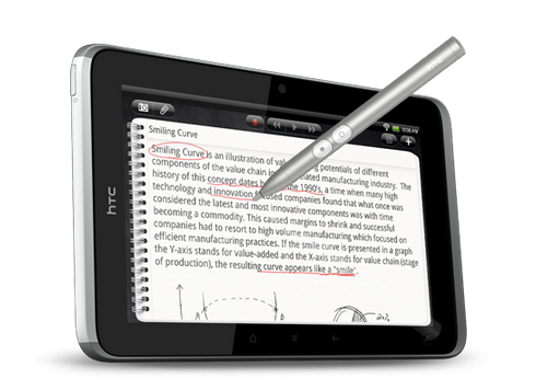 HTC Vertex HD tablet uncovered with quad-core Tegra 3
