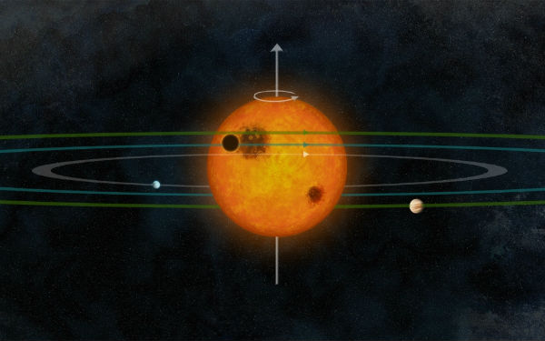 Astronomers discover alien solar system much like our own