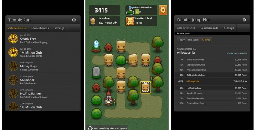 Amazon GameCircle challenges Apple Game Center ahead of Kindle phone