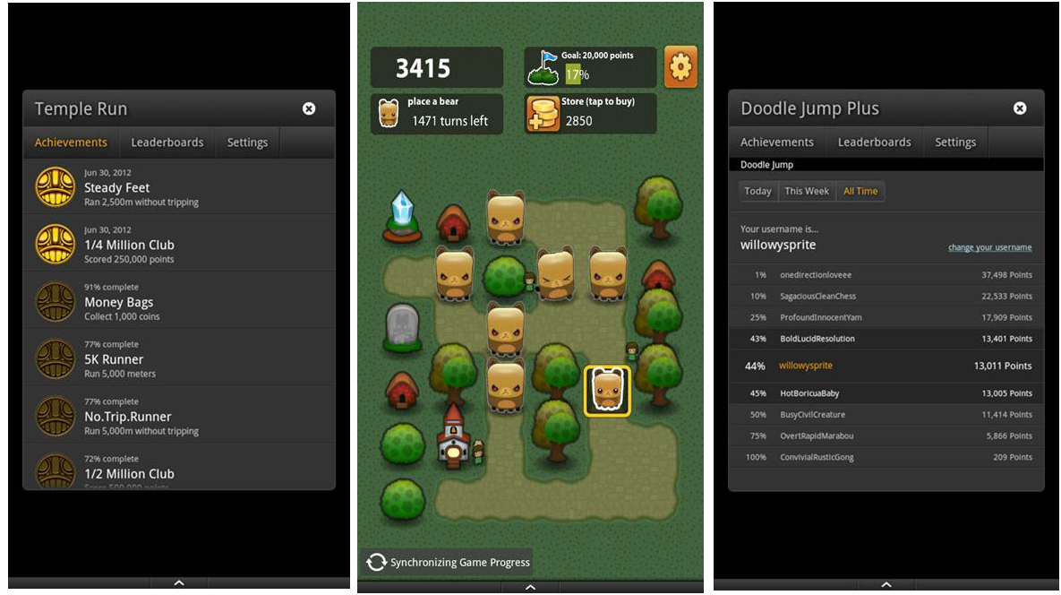 Amazon GameCircle challenges Apple Game Center ahead of