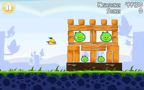 Rovio may be planning Angry Birds version to play as pigs