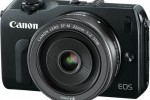 Canon EOS-M mirrorless camera image leaks