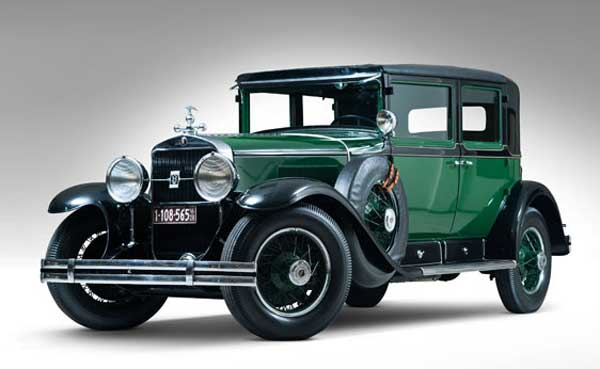 1928 Cadillac formally owned by Al Capone headed to auction