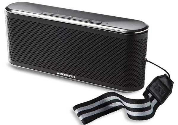 Monster unveils ClarityHD Micro Bluetooth speaker