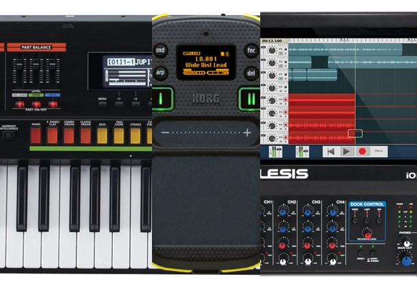 Covet: The Best Three Gadgets for Geek Musicians