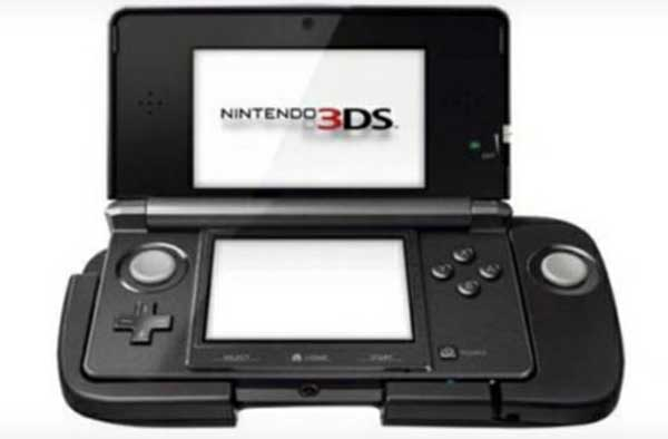Iwata explains the lack of second circle pad on 3DS XL