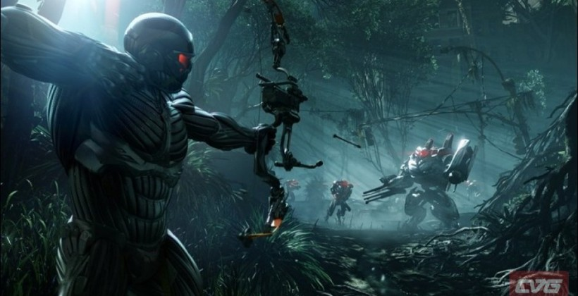 Crytek's Crysis 3 on Wii U a possibility