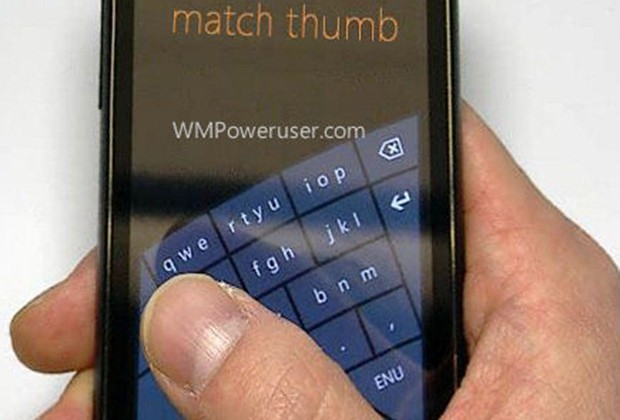 """Windows Phone may feature curved """"Arc"""" keyboard"""