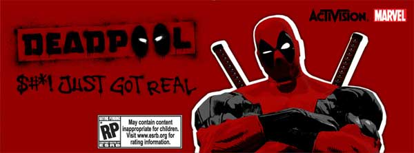 Deadpool to get his own video game