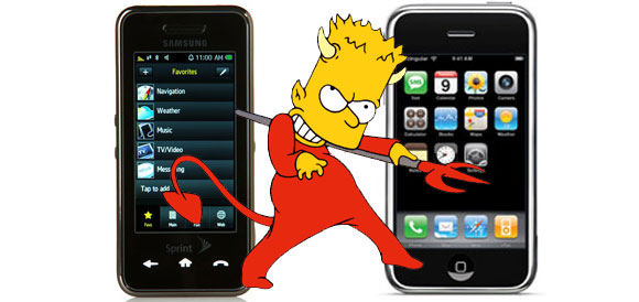 "Apple suggests Samsung will use ""Devil made me do it"" defense"