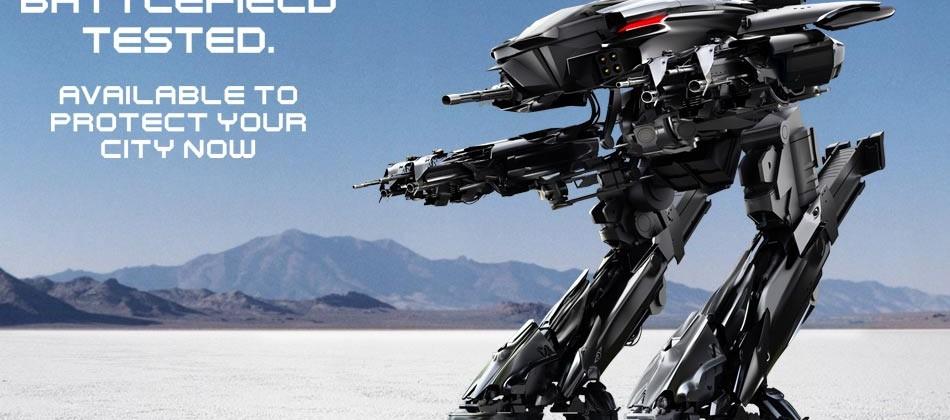 RoboCop 2013 OmniCorp teaser trailer released