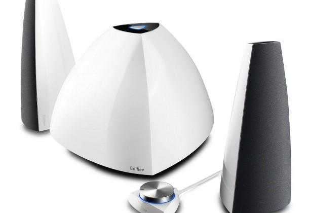Edifier announces new Prisma Bluetooth speaker system