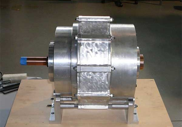 GE researchers create new prototype traction motor for hybrid and electric vehicles