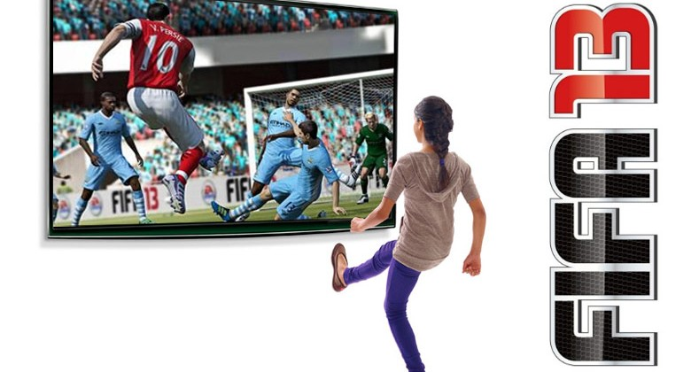 Fifa 13 Kinect will be influenced by swearing