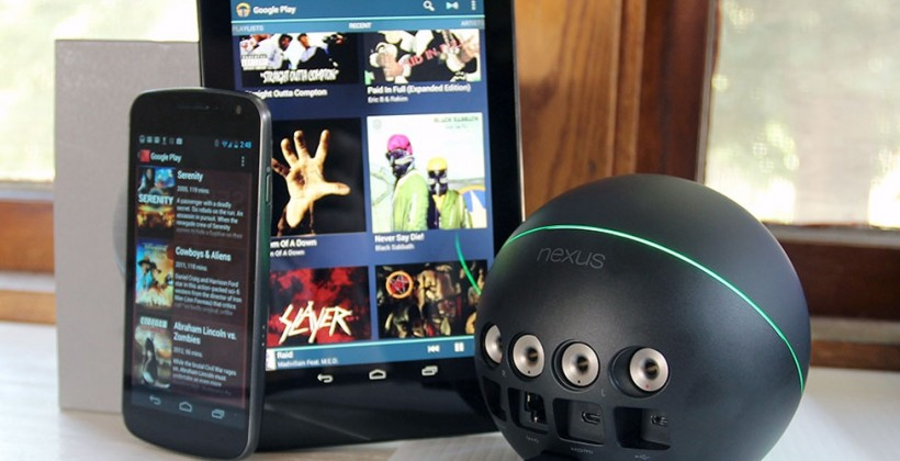 Google Nexus Q Review