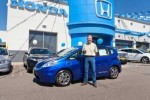 Honda delivers its first Fit EV