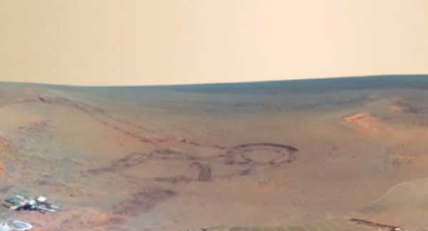 NASA releases Greely Panorama video from Mars