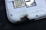 Samsung Galaxy S III fire not caused by device