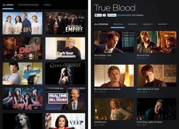 HBO Go app gets Android tablet support