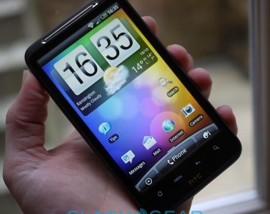 HTC Desire HD ICS update still on track