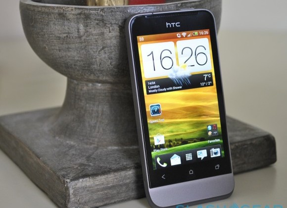 HTC One V hits US Cellular today