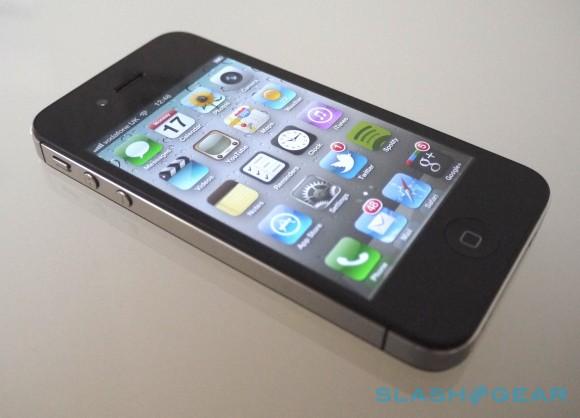 Apple's gross margin for iPhone sitting around 50%