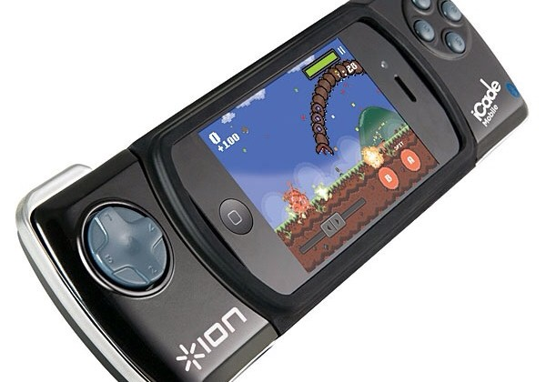 iCade Mobile Gaming System for iPhone now available