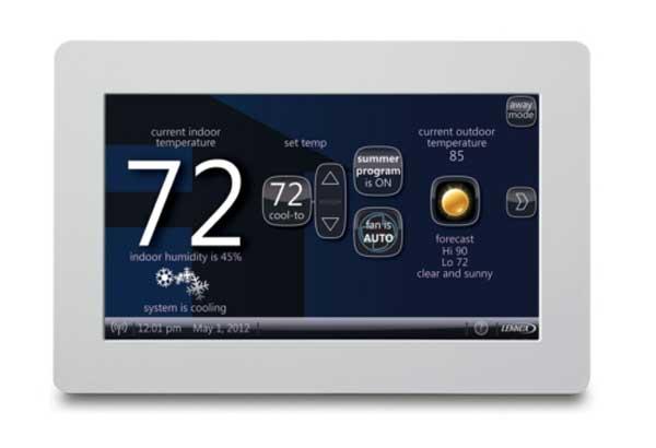 Lennox unveils icomfort Wi-Fi thermostat