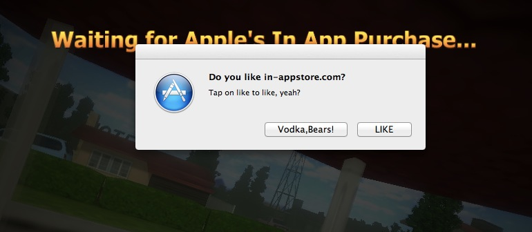 Apple OS X app hack discovered