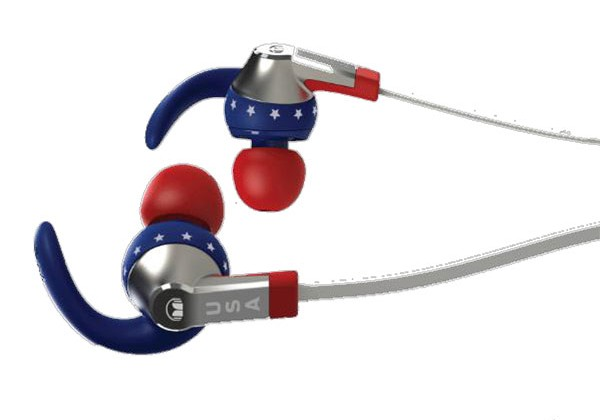 Monster launches limited-edition iSport USA in ear headphones for athletes