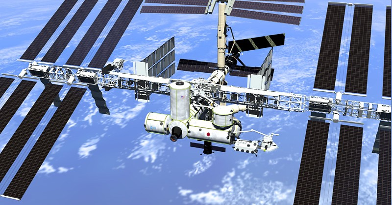 Study reveals space travel may slow ageing process