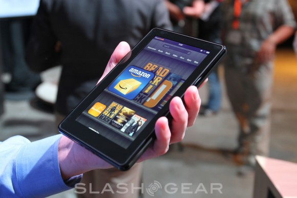 Amazon Kindle smartphone near tip insiders