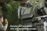 Kuratas mech brings us one million dollar step closer to Gundam