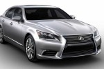 Lexus unveils 2013 LS 460 F Sport luxury car