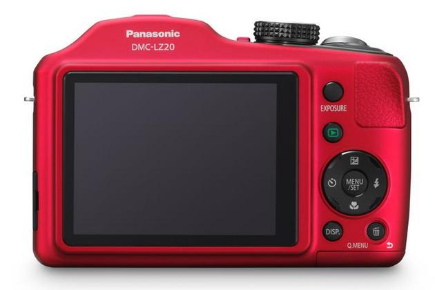 Panasonic Lumix LZ20 unveiled with 21x optical zoom