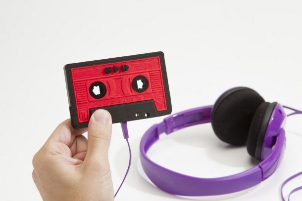 MakerBot introduces MixTape Kit to be used with 3D printer