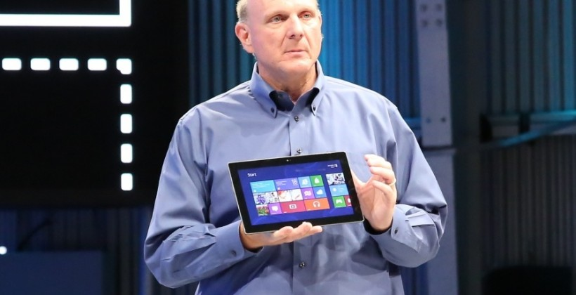 "Ballmer: Microsoft will leave ""no space uncovered that is Apple's"""
