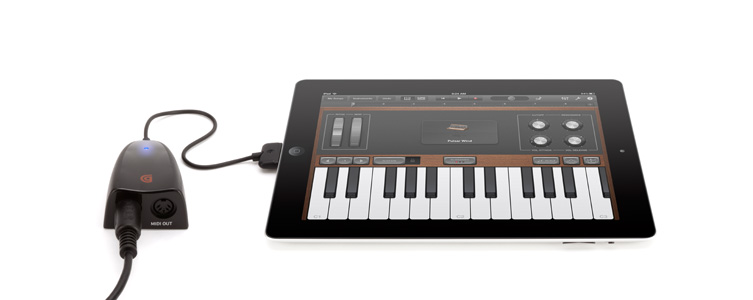 Griffin MIDIConnect drops for keyboard-inclined iPad lovers