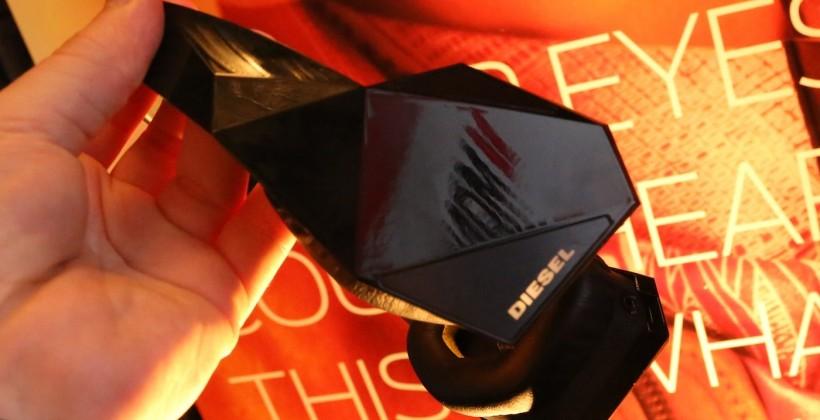 Monster headphones hands-on: Diamond Tears, VEKTR and Inspiration