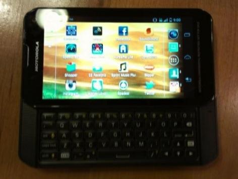 Motorola Photon Q confirmed for 2012 LTE launch
