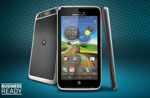AT&T Motorola Atrix HD gets official [UPDATE: Pulled!]