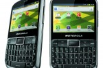 Motorola DEFY PRO targets bored BlackBerry users