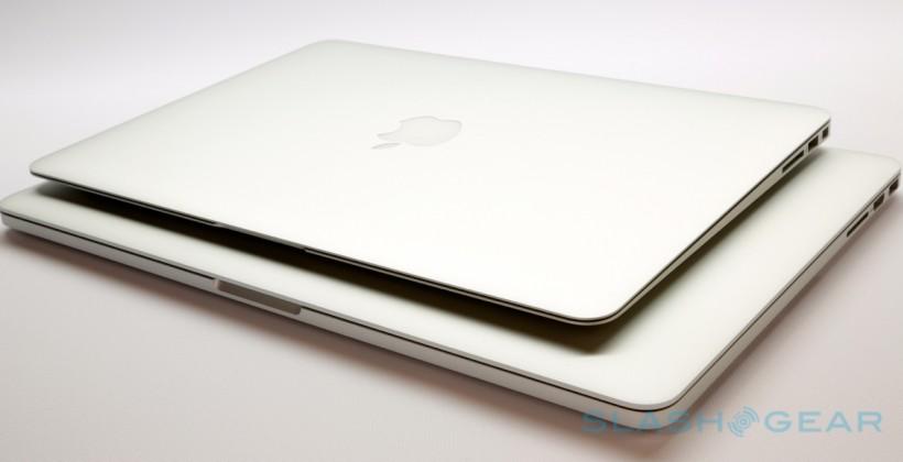 Retina MacBook Pro 13-inch appears in Geekbench
