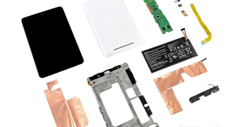 Nexus 7 gets teardown treatment
