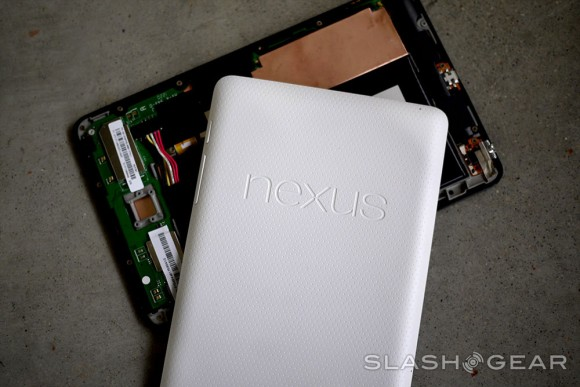 Google Nexus 7 costs $151.75 to build, says iSuppli