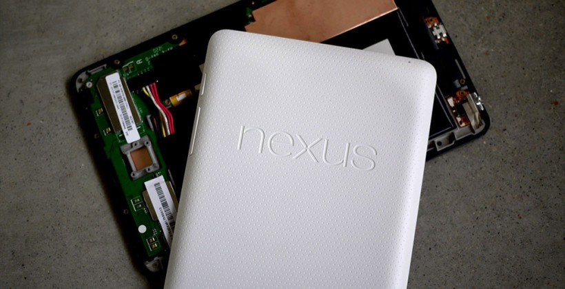 Nexus 7 production costs estimated at $184