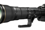 Nikon announces 800mm super-telephoto lens